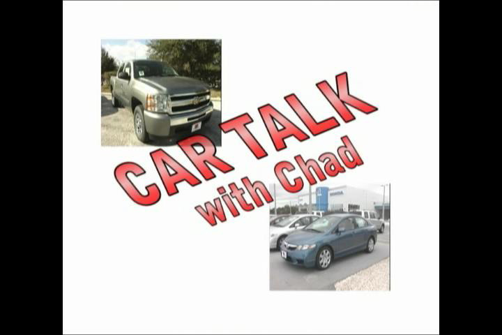 Car Talk With Chad
