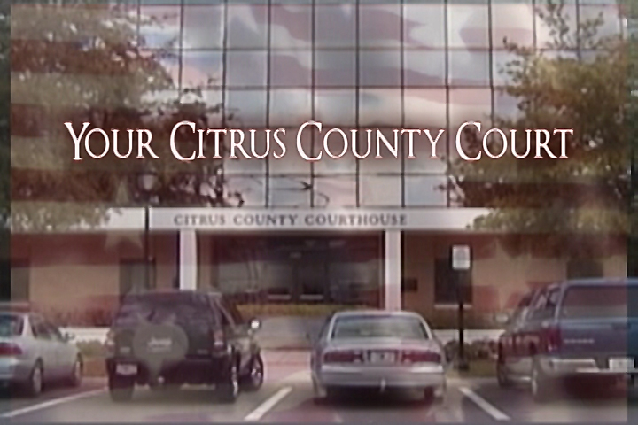 Your Citrus County Court
